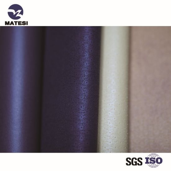PU Manufacturer Professional Genuine Real Microfiber Pattern Design Synthetic Artificial Leather for Shoe Lining