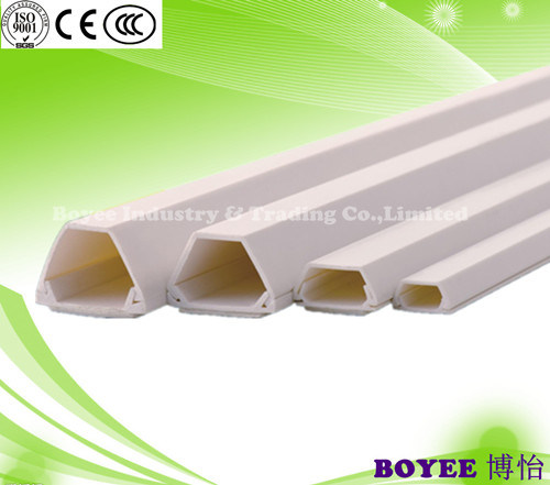 PVC Telephone Wiring Duct Tele Trunking pictures & photos