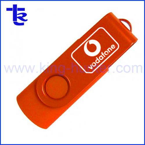 Promotional Gift USB 3.0 Flash Drive Fast Speed Customized Logo Printing 8GB Twister USB Stick