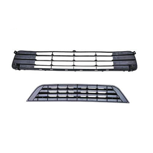 Plastic Auto Car Body Kit Front Bumper and Middle Grill Mould