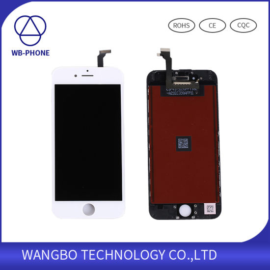 AAA+ Grade LCD Touch Screen for iPhone 6 pictures & photos