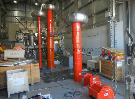 500kv/500kVA Withstand Voltage Resonant Test Set pictures & photos