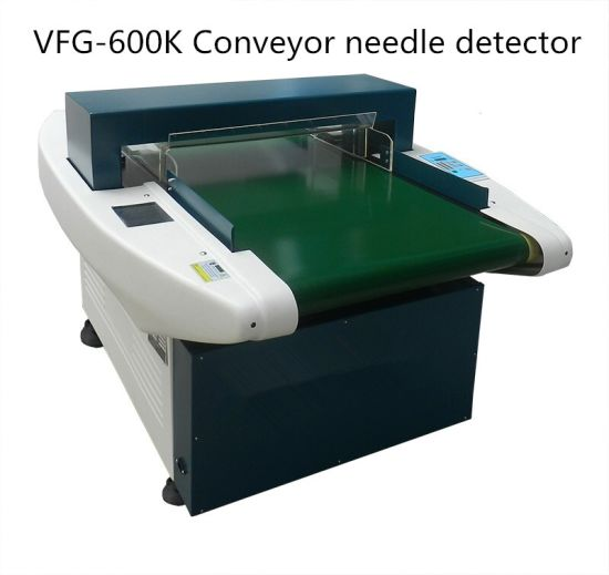 Textile Conveyor Belt Broken Needle Detector Machine pictures & photos
