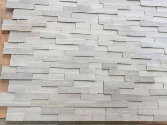 Timber Marble Cultural Stone for Interior and Exterior Wall Decoration pictures & photos