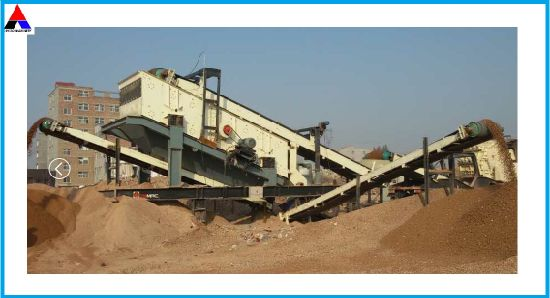 Hot Sales Mobile Cone Crusher/ Stone Crushing Machine (3YBY) pictures & photos