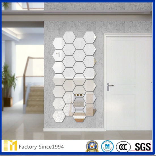 China Hot Sale Modern Style 2mm, 3mm, 4mm, 5mm Mirror for Decoration From China Mirror Factory