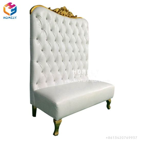 King And Queen Double Seat Throne Chairs For Al