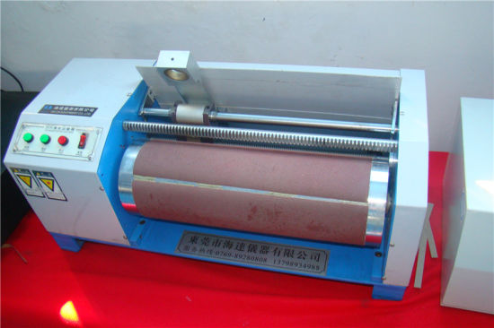 ASTM DIN Abrasion Testing Instrument pictures & photos