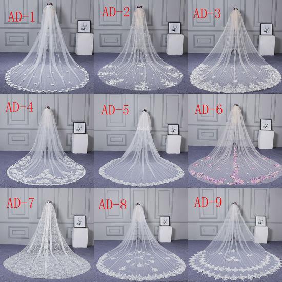 Wholesale 3.5 Meters Long Veils Bridal Veil Wedding Veil