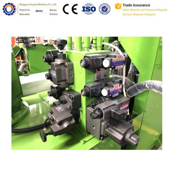 China Manufacturer Full Automatic Plastic Moulding Machine for Sale pictures & photos