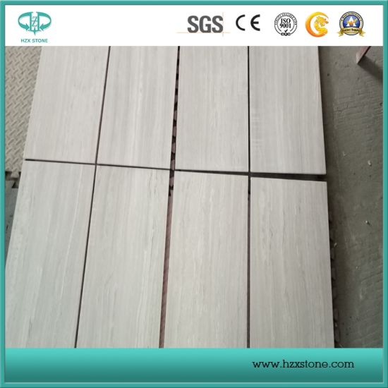 Grey Wooden Marble Slab, White Wooden Marble for Sale pictures & photos
