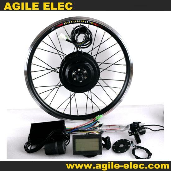 Agile Factory Sell 48V 1000W Electric Bike Kit