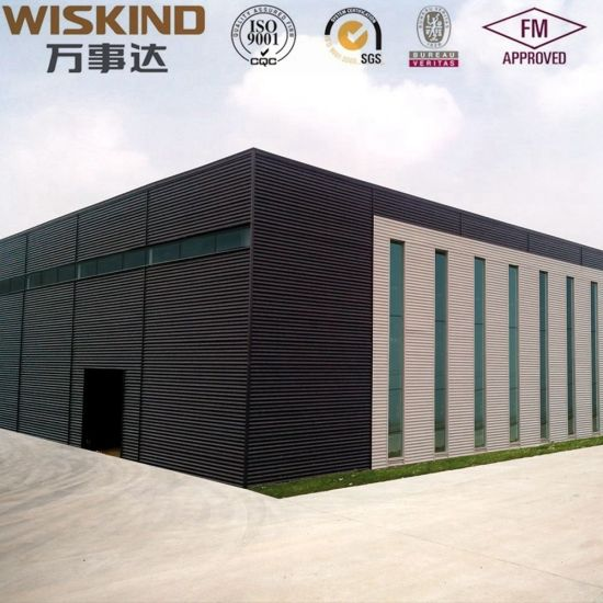 Precision Engineered Best Price Metal Workshop and Steel Structure Buildings pictures & photos