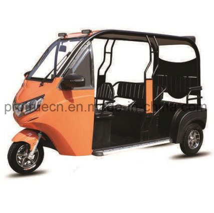 4 Passengers Three Wheel Electric Motorcycle/ China Manufacture Electric Rickshaw pictures & photos
