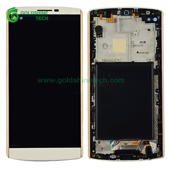 China Mobile Phone Repair Display for LG V10 LCD Screen with
