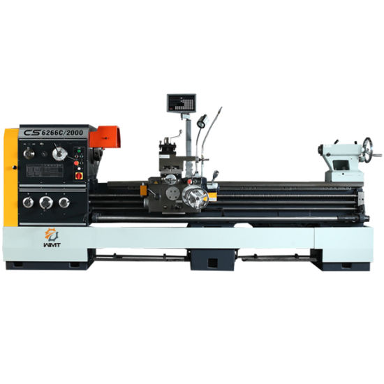 CS6266C Metal Lathe for precision metal cutting