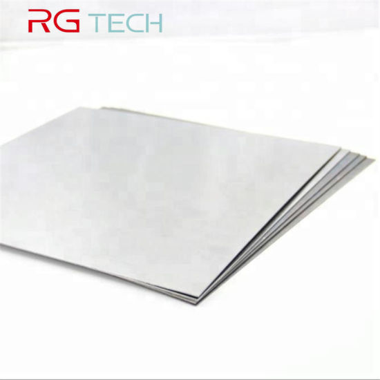 Titanium Sheet with Great Price for Industry