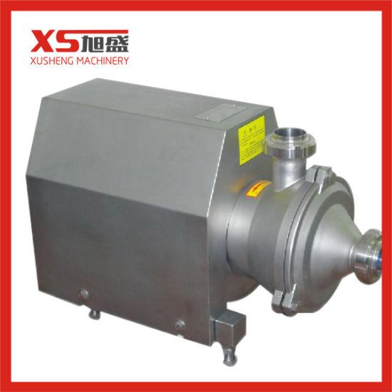 Stainless Steel Ss316L Sanitation Grade Vacuum Priming Pump