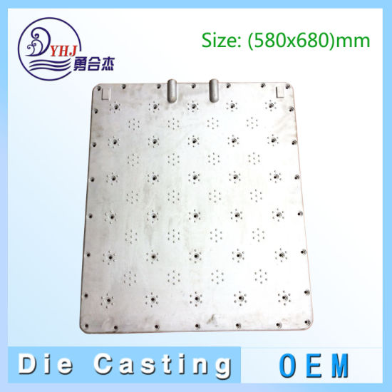 OEM Aluminum Die Casting Spare Parts From China pictures & photos