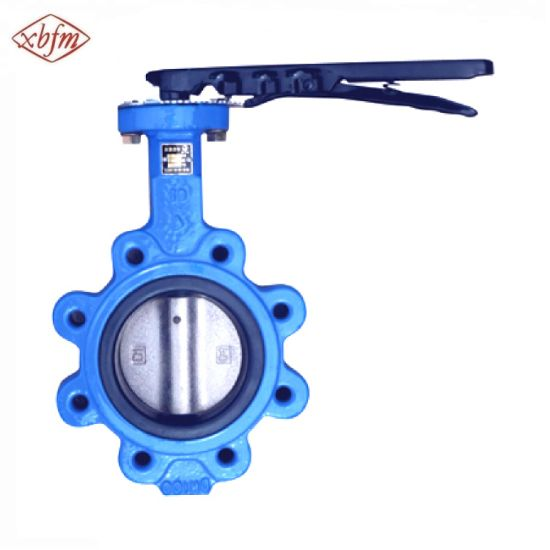 Cast Iron Lug Butterfly Valve with Soft Seat pictures & photos