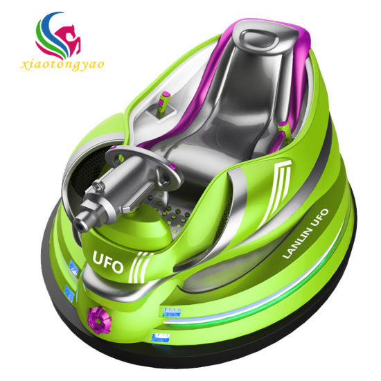 Kids Adult UFO Inflatable Electric Bumper Car Game Machine pictures & photos