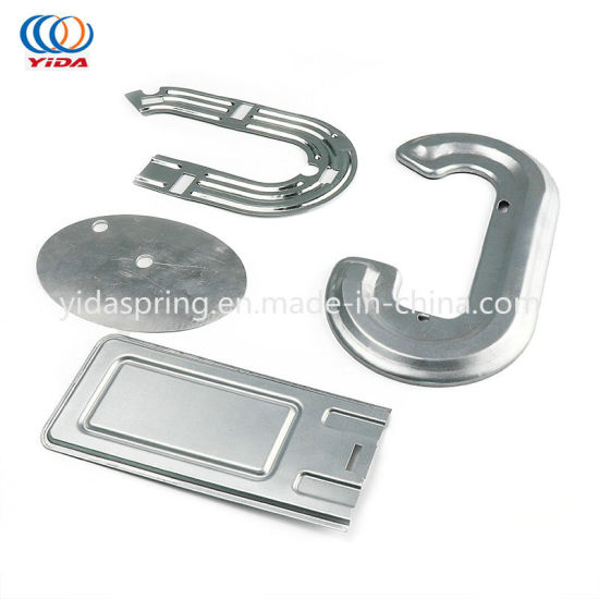 Customized Stainless Steel Plate Metal Stamping Parts for Household Electric Appliances