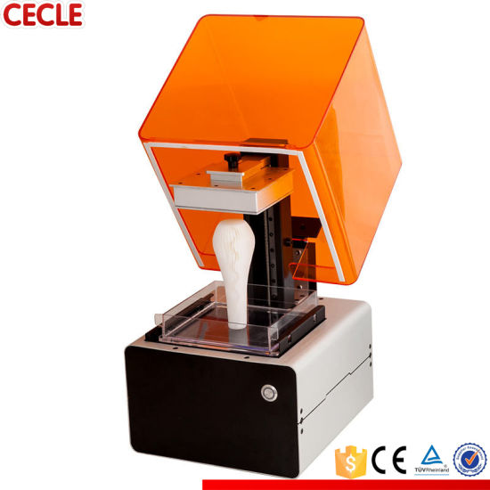 2018 SLA 3D Printer Small Size for Jewelry on Sale pictures & photos