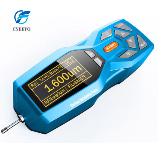 Surface Comparator Laser Gauge Roughness Tester Meter Measurement Measuring Instrument