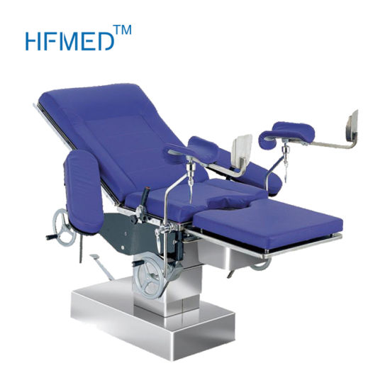 Hot Sales Gynecology Operating Table with CE (HFMPB06A) pictures & photos