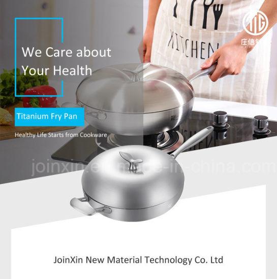 China High End Cookware Set Titanium Non-Stick Frying Pan