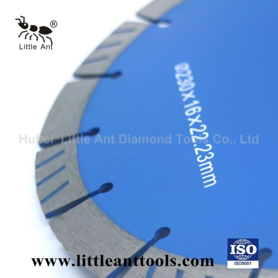 High Quality Circular Diamond Cutting Saw Blade for Granite Disc