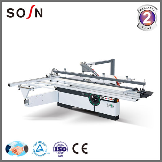 Woodworking 2800mm Sliding Table Saw for Cutting Wood