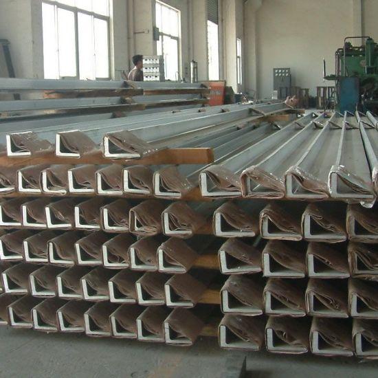 Ms Angle Shipbuilding, Mild Steel Angle, Grade a, BV/Lr Class, 50*50*6000mm, 65*65*6000