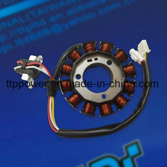 China Mio-12/Amaha-12 Asia Motors Motorcycle Accesssories Magneto