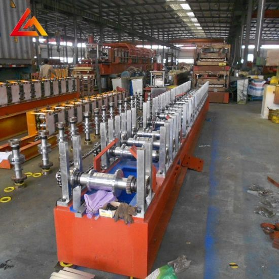 Xiamen Liming Metal Roof Triangle Roll Forming Machine
