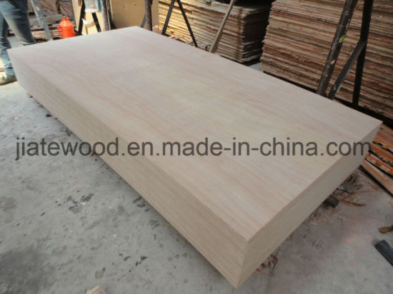 Okoume Plywood /Bintangor Plywood for Furniture pictures & photos