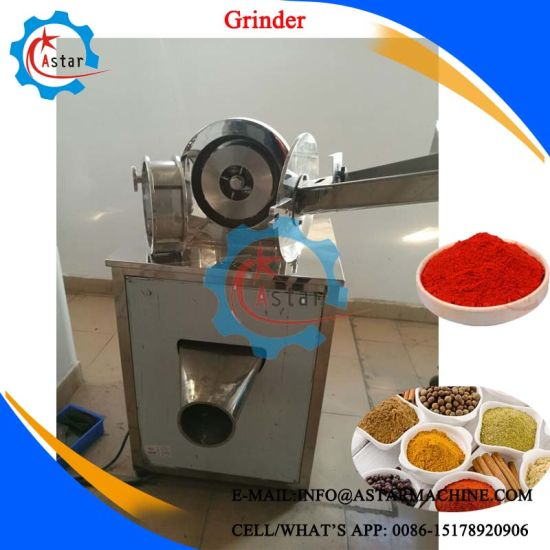 Grains Spice Grinding Equipment Machinery pictures & photos