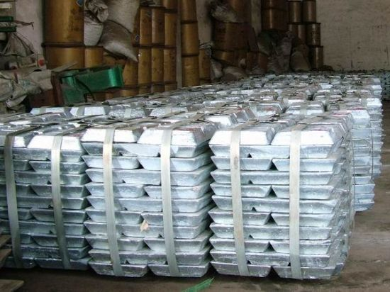 Aluminium Ingot Price pictures & photos
