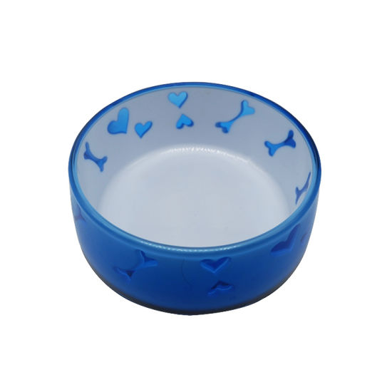 OEM High Quality Cheap Manufacturer PP Injection Molding Pet Slow Food Dog Bowl Pet Products pictures & photos
