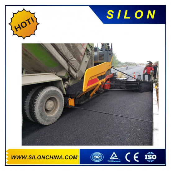 9m Asphalt Paver with Electrical Hearting System pictures & photos