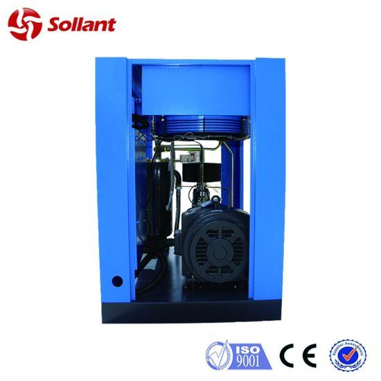 China Supplier Eco-Friendly Rotary Screw Air Compressor