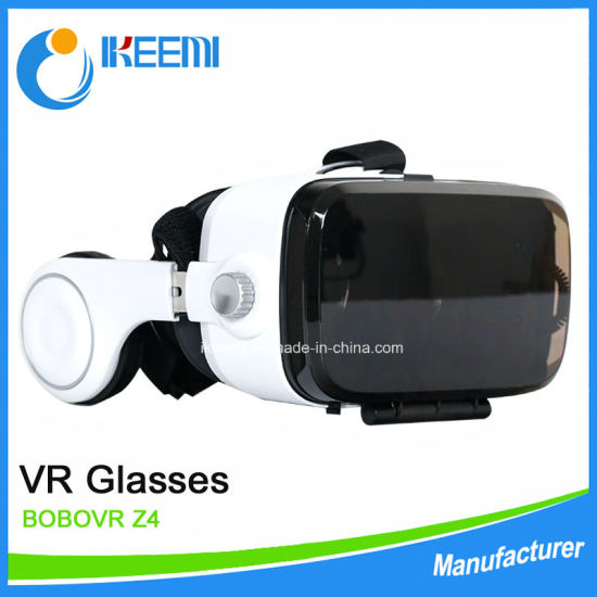 Bobo Vr Box for 3D Game 3D Movie Aspheric Optical Lens Bobo Z4 Vr Box pictures & photos