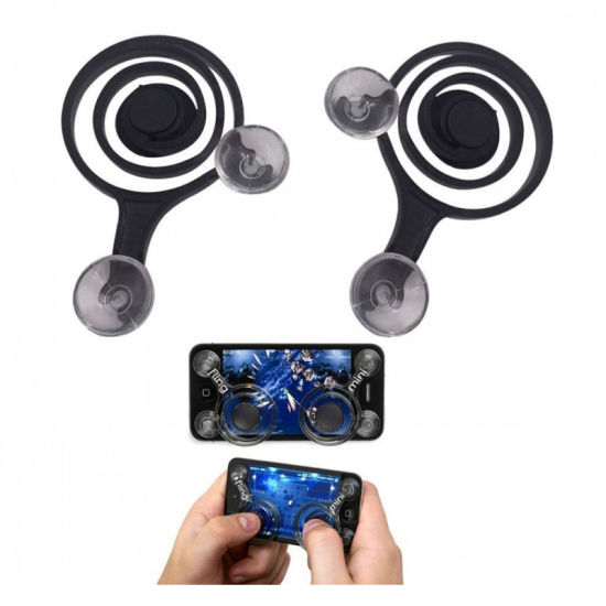 Wireless Controllers Mini Mobile Phone Game Joystick Joypad
