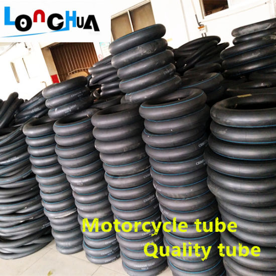 Motorcycle Inner Tube with 13 Years Production Experience (3.00-10) pictures & photos