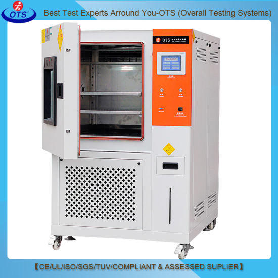 High Technology Environmental Fast Temperature Humidity Change Rate Test Chamber