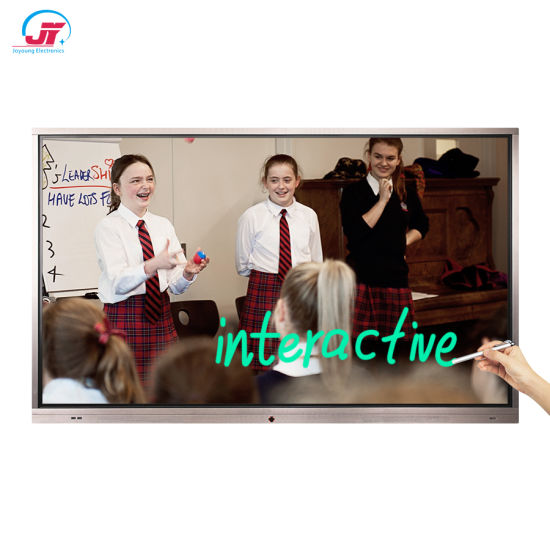 Video Display Projection Smart Electronic Interactive Touch Screen Whiteboard