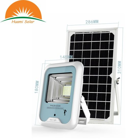 18W Square LED Solar Flood Light pictures & photos