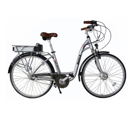 350W Brushless Motor 8fun Silent Good Quality White Black Electric Bicycle E-Bike E Bike Scooter