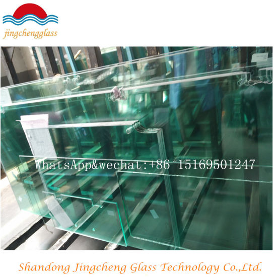 Tempered Glass for Shower Door with Ce, ISO9001, CCC pictures & photos