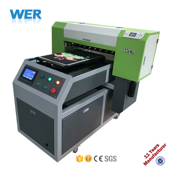 China Cheaper Price A1 Digital Direct to Garment Printer for Sale